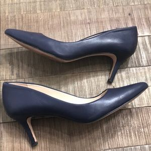 Classic Pointy Toe Pump